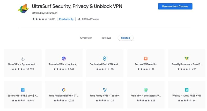 크롬 브라우저에서 VPN으로 IP 우회하는 방법 - Mac In June
